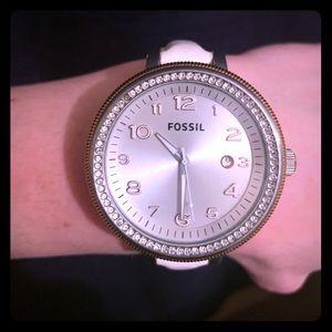 Women's Fossil Wristwatch